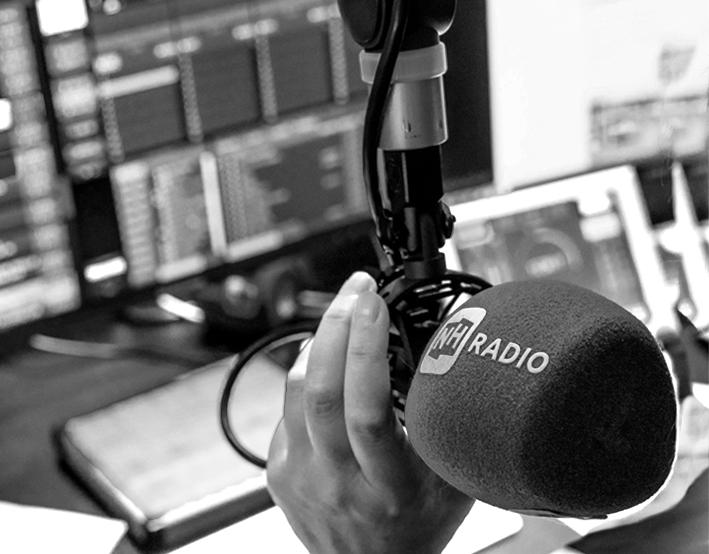 radioverslaggever vacature